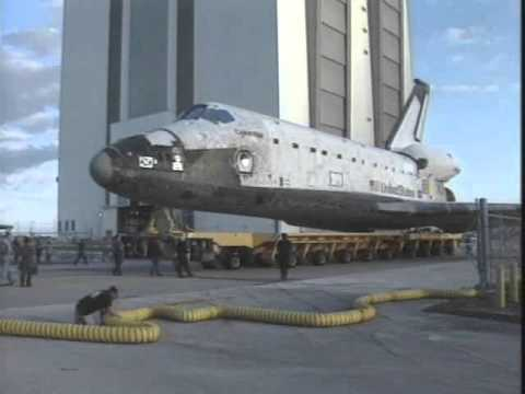 STS 109 - Shuttle Processing -...