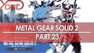 Metal Gear Solid 2 - RAIDEN VS RAYS ROUND 1 - YongPlay #23