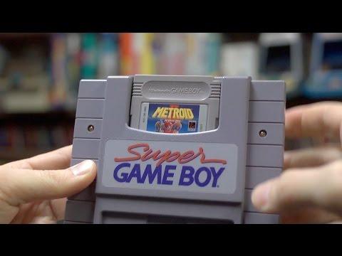 Super Game Boy (SNES) James & Mike Mondays