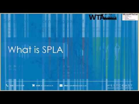 Introduction to SPLA Webinar