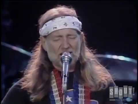 Willie Nelson - Georgia On My Mind (Live at the US Festival, 1983)