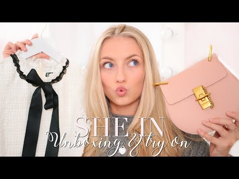 TESTING SHE IN! UNBOXING & TRY ON. Comparing designer dupes to the real thing! ~ Freddy My Love