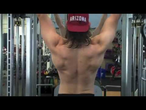 Advanced Scapula Rehab