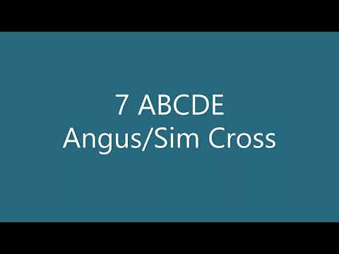 7 ABCDE