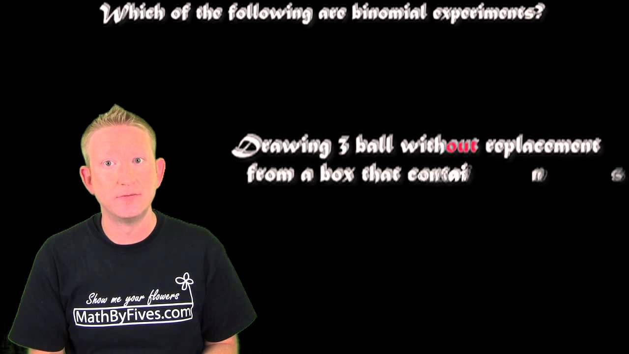 Introduction to the Binomial Distribution