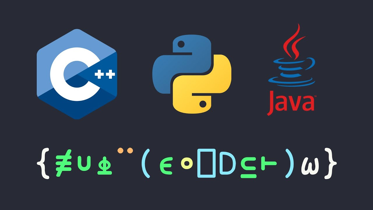 APL Wins (vs C++, Java & Python)