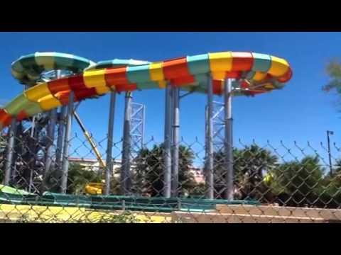 aqualand cap dagde 2013 tornado - YouTube