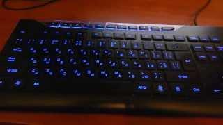 Отзыв Клавиатура A4 Tech KD-800 L