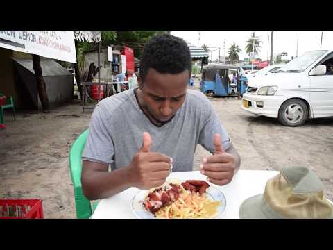 STREET FOOD REVIEW - DAR ES SALAAM (VIAGRA EP)