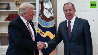 What's on the Lavrov-Trump table: Iran, nukes and… Russiagate?