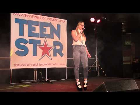BAND AID - Pixie Lott cover version performed at TeenStar
