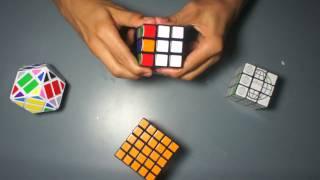 كيفية إنشاء حل T نمط استخدام مكعب روبيك 3 × 3