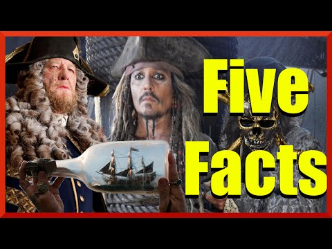 Thumbnail: Pirates of the Caribbean 5: 5 Facts