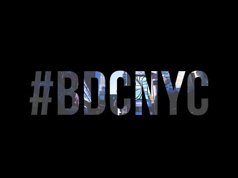 BDC WELCOME PROMO | #bdcnyc