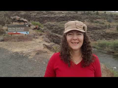Van Life; Starting John Day Fossil Beds N.M. & Big Bend Camping