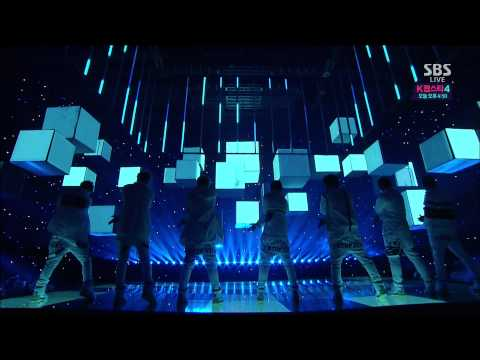"GOT7 ""Gimme"" & ""하지하지마(Stop stop it)"" Comeback Stage @ SBS Inkigayo 2014.11.23"