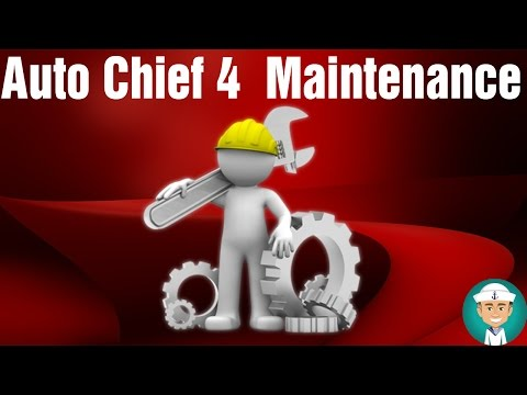 Maintenance Procedures for Auto Chief 4 and Safety System