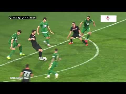 Akhisarspor 0-1 Adanaspor Maç Özeti 11/01/2021