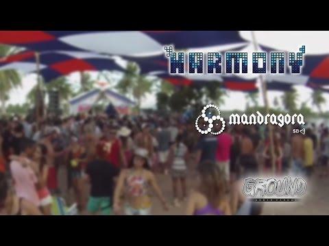 Mandragora @ Harmony Open Air II - GROUND Audiovisual