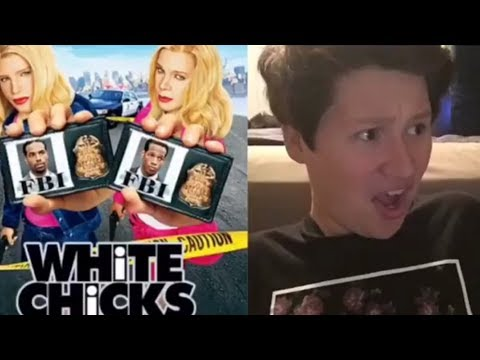 IF I WAS IN WHITE CHICKS!