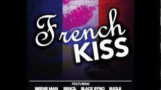 FRENCH KISS RIDDIM MIX - CONSTANTINE MUSIC (MAY 2012)