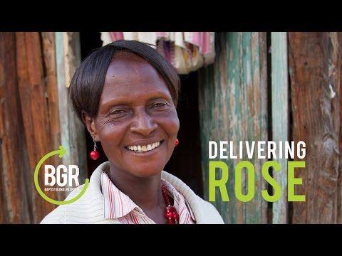 Delivering Rose