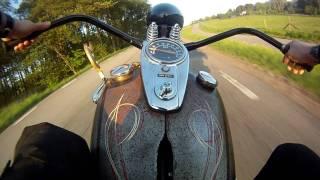Panhead ride