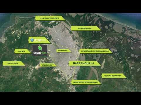 Proyecto Green Park Altántico