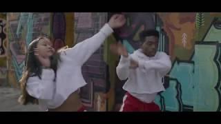 Maxim and Malik - Freestyle Dansing
