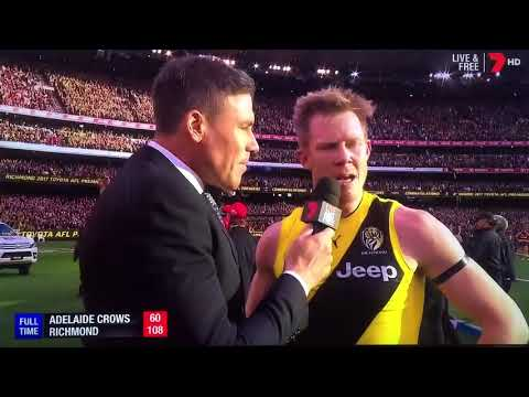 Last 41 seconds Richmond vs Adelaide Crows AFL Grand Final 2017