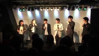 """明治大学アカペラサークルSoundArts所属、一年同期バンド""""NOSPE EJISON""""..."""