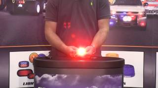 Strobes N More Surface Star Self Contained Series LED