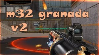 Gambar cover M32 Granada V2 - Surpreendendo o Ferimento   iZombie Alive