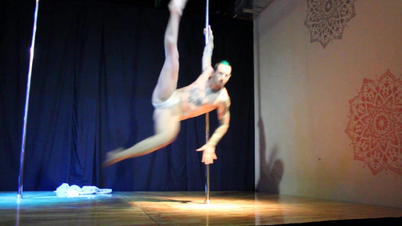 Orion -Naked - Mr. Pole Dance America 2020 - YouTube