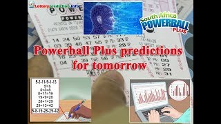 Powerball Plus predictions for tomorrow | South Africa