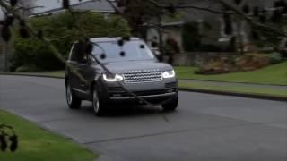 Рестайлинг модели Range Rover