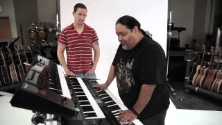 Ed Diaz Designed Keyboard Stand Pt1 | Brent's Hang