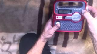Обзор радиоприемника ETON FR360
