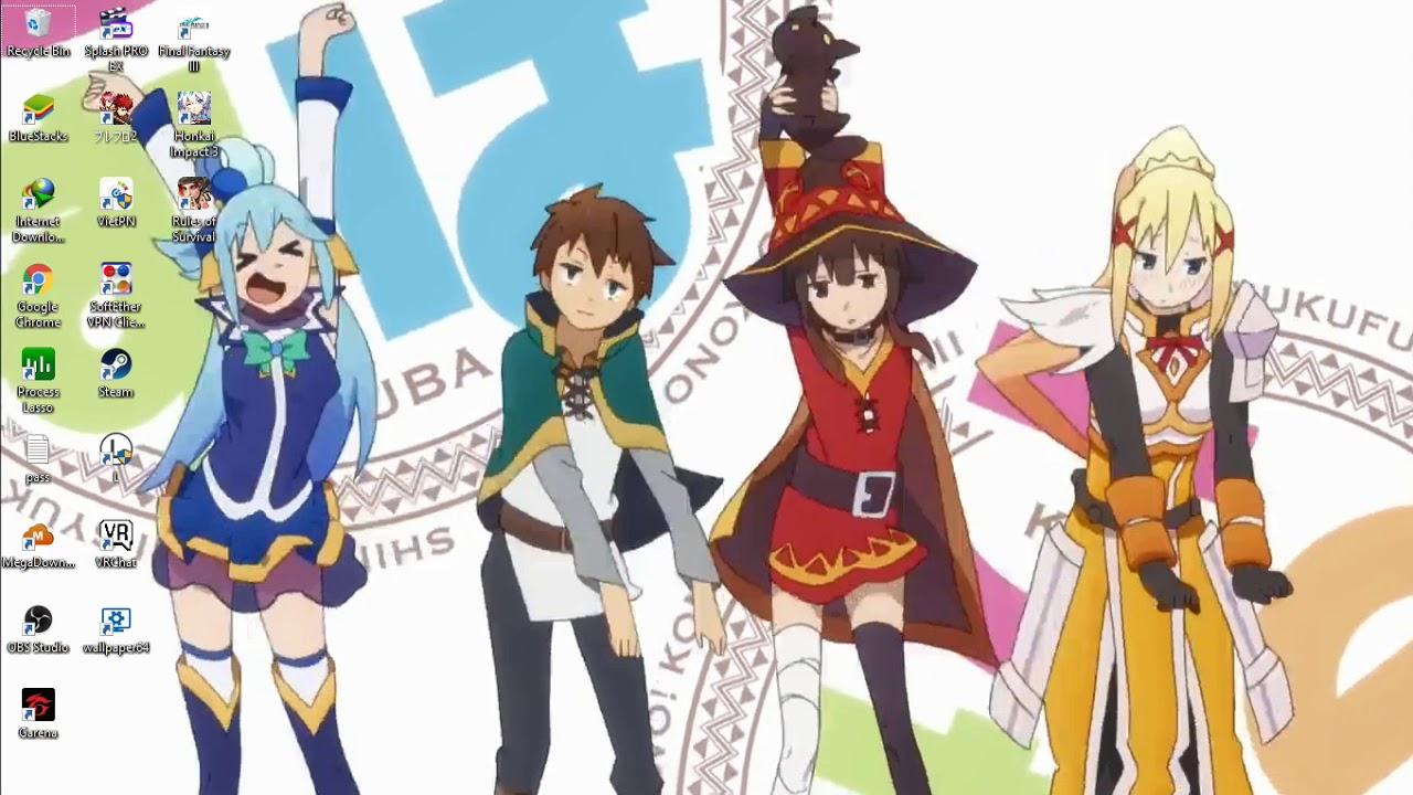 19+ Wallpaper Engine Anime Non Steam ...