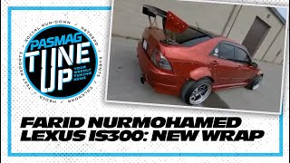 Farid Nurmohamed's 2003 Lexus IS300 New Wrap