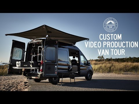 Our Custom Video Production Van Tour