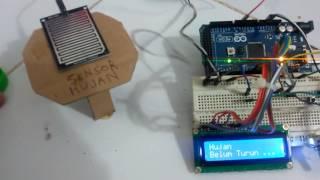 Contoh project menggunakan arduino Belajar