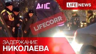 Известный российский актёр задержан при попытке скрыться от полиции