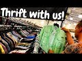 Come Thrift With Us!!!! Thrift Shop Finds | Tommy Hilfiger | Burberry | Bolos