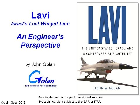Lavi - An Engineer's Perspective