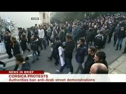 """Police Prevent Hundreds Of """"Anti Arab"""" Protesters From Marching Into Housing Estate"""