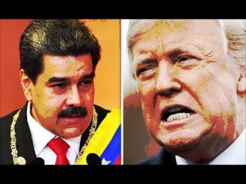 "Antichrist Trump Gazes Upon Venezuela ""Toward the South""- Dan 8:9"