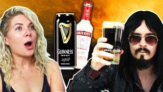 Download Irish People Try Weird Guinness Mixes Mp3 and Videos