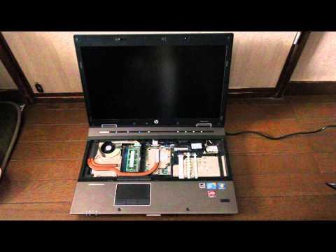 Solved: HP elitebook 8540w mobile workstation graphic card