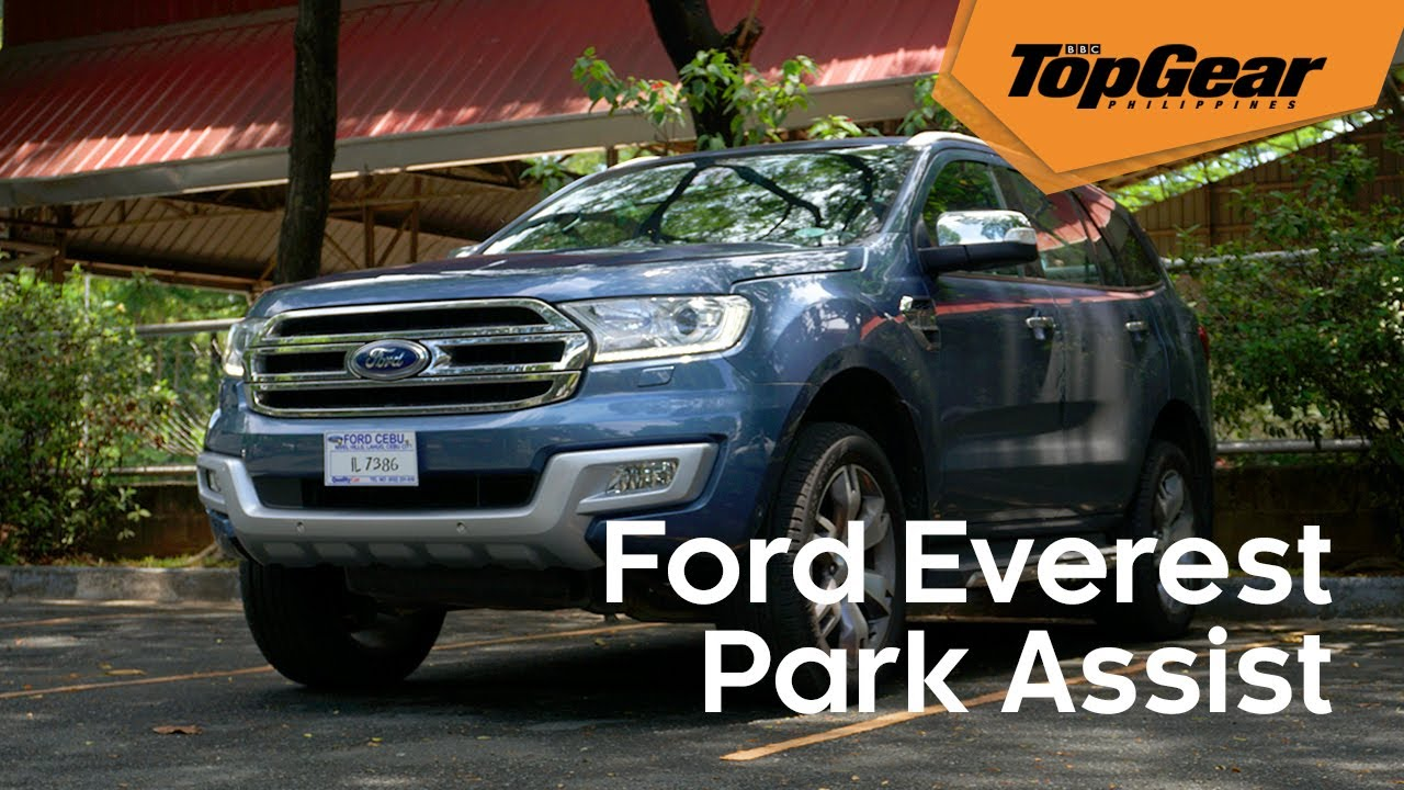 The Ford Everest can parallel park itself & The Ford Everest can parallel park itself - YouTube markmcfarlin.com
